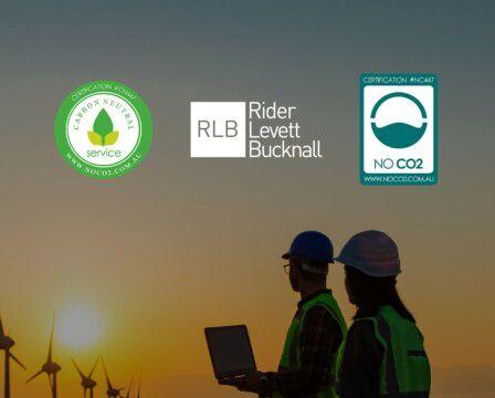 RLB takes bold steps towards net zero